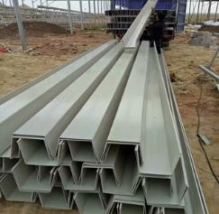 全新料水槽,pvc水槽,PVC天沟水槽