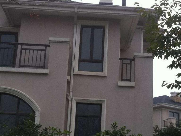 PVC排水槽,房屋排水系统,雨水泄水